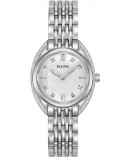 Bulova 96R212 Ladies diamond curv klocka
