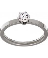 Edblad 31630132-S Damer krona silver stålring - storlek n (s)