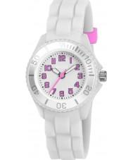 Tikkers TK0065 Flickor vit watch