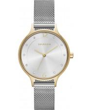 Skagen SKW2340 Damer anita silver mesh rem watch