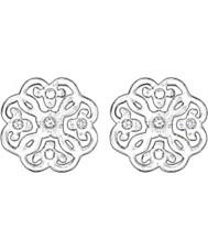 Thomas Sabo H1881-051-14 Damer filigran arabesk silver örhängen
