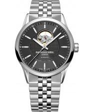 Raymond Weil 2710-ST-20021 Mens frilansare silver stål armband klocka