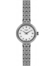 Rotary LB02086-02 Damer klockor silver stål watch