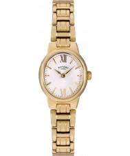 Rotary LB02748-01 Damer klockor Olivie guldpläterade klockan
