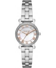 Michael Kors MK3557 Damer Norie silver stål armband klocka