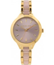 Michael Kors MK3633 Ladies Slim Runway Watch