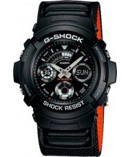 Casio AW-591MS-1AER Mens g-shock kronograf sportklocka