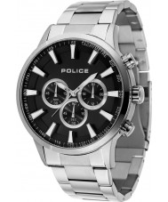 Police 15000JS-02M Mens momentum klocka