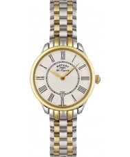 Rotary LB02916-06 Damer klockor elise två ton guld watch