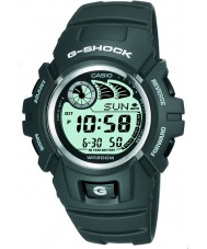 Casio G-2900F-8VER Mens g-shock automatisk belysnings grå harts watch