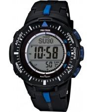 Casio PRG-300-1A2ER Mens pro-treck svart harts rem klocka