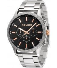 Police 15002JS-02M Mens takt takt klocka