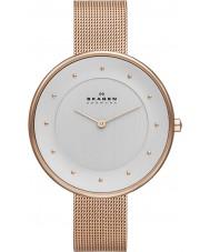 Skagen SKW2142 Damer klassik steg guld mesh watch