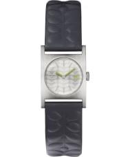 Orla Kiely OK2127 Damer nemo marin läderrem watch