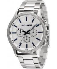 Police 15002JS-04M Mens takt takt klocka