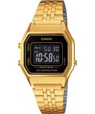 Casio LA680WEGA-1BER Samling klassiska guldpläterade klockan