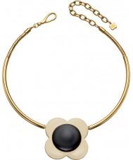 Orla Kiely N4157 Ladies daisy chain necklace