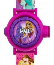 Disney PN1417 Tjej prinsessa klocka