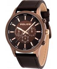 Police 15002JSBN-12 Mens takt takt klocka