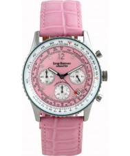 Krug-Baumen 400515DM Damer airmaster diamant alla rosa klocka