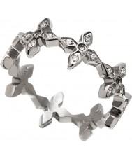 Edblad 31630055-M Damer windsor silver stålring - storlek p (m)