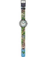 Flik Flak FBNP048 Pojkar sauruses returmulticolour watch