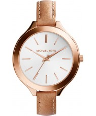 Michael Kors MK2284 Ladies Slim Runway Watch