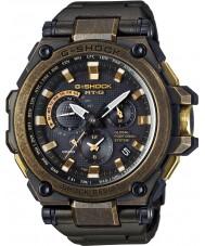 Casio MTG-G1000BS-1AER Mens g-shock svart radiostyrda GPS-klocka