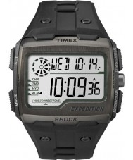 Timex TW4B02500 Mens expedition digital chock svart Chrono klocka