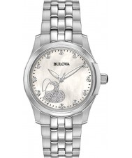 Bulova 96P182 Damer diamanter titta