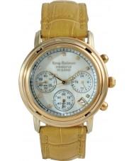 Krug-Baumen 150574DL Damer princip diamant chronographklockan