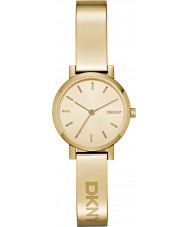 DKNY NY2307 Damer soho guldpläterad klockan