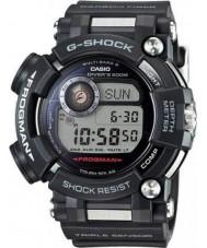 Casio GWF-D1000-1ER Mens g-shock radiostyrd svart harts rem klocka