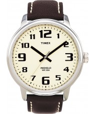 Timex T28201 Mens brun lätt läsare watch