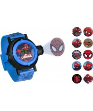 Disney SPD3442 Pojkar spiderman klocka