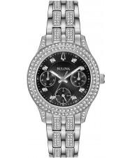 Bulova 96N110 Ladies kristall klocka