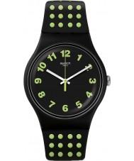 Swatch SUOB147 Punti gialli klocka